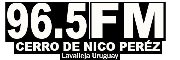 96.5 FM Cerro de Nico Peréz